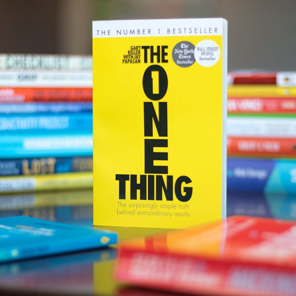 Boekcover The One More Thing van Gary Keller